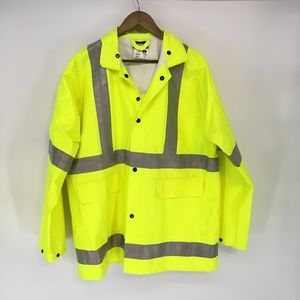 River City Yellow High Visibility Jacket